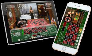 mobiel live casino